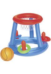 imagen Centro De Juegos Hinchable Para Piscina Bestway 52190