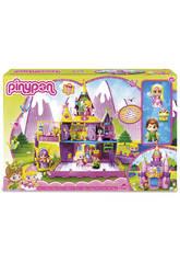Pin y Pon Palacion de Princesas y Hadas 3 Figuras