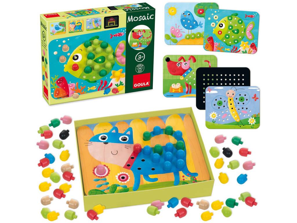 Puzzle Mosaico Diset 53136