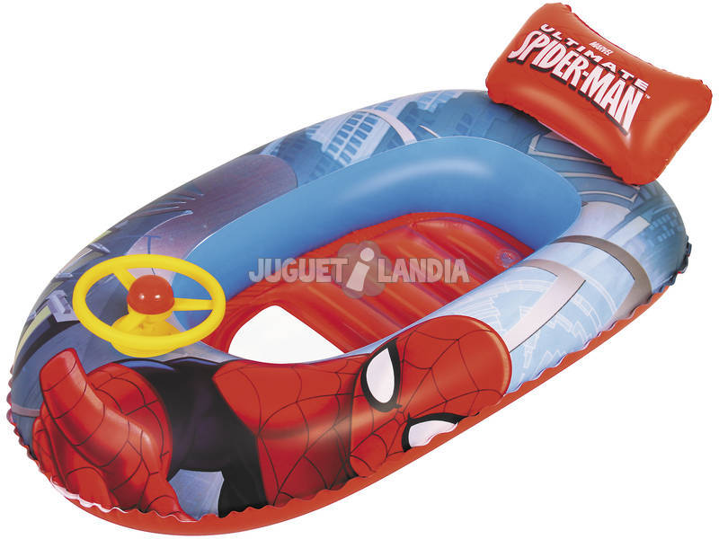 Canotto Spiderman 112x71 cm Bestway 98009