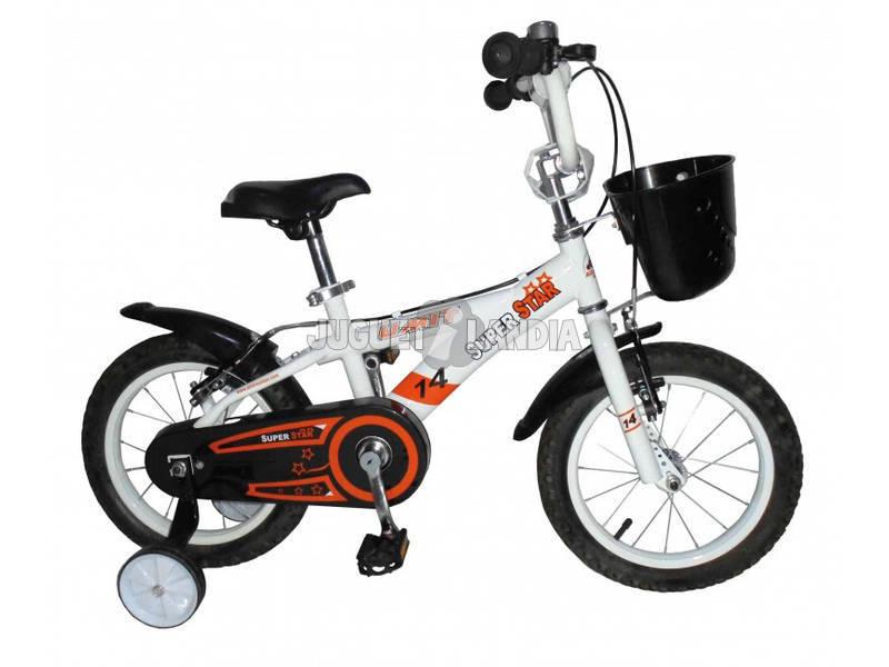Bicicleta 14 Super Star