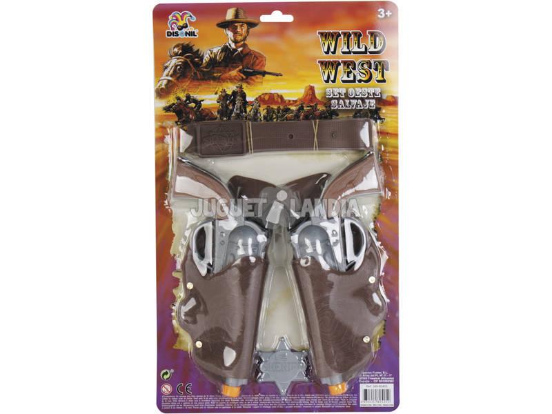 Set due revolver del west