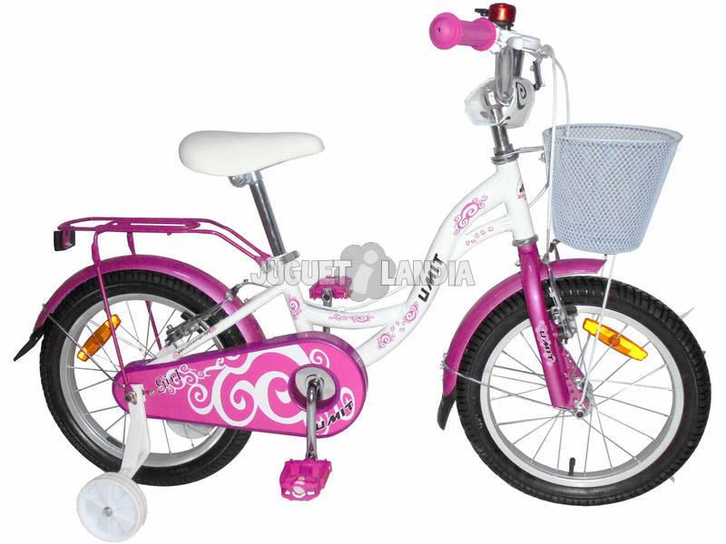 Bicicleta de 16 Girl