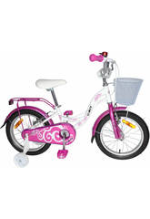 "Bicicletta da 16"" Girl"