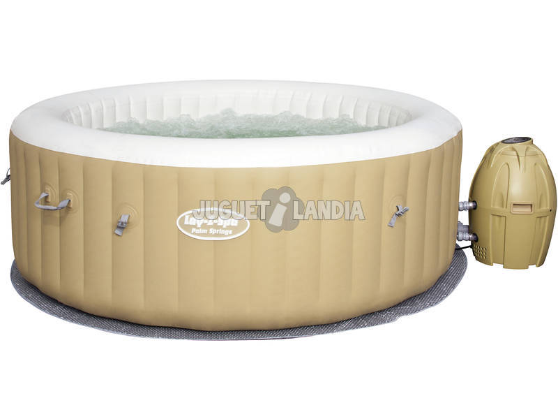 Jacuzzi gonfiabile 196x71 -LAY-Z- SPA Palm Springs Bestway 54129