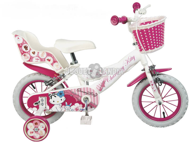 Bicicleta 12 Charmmy Kitty