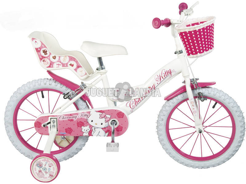 Bicicleta Charmmy Kitty 16