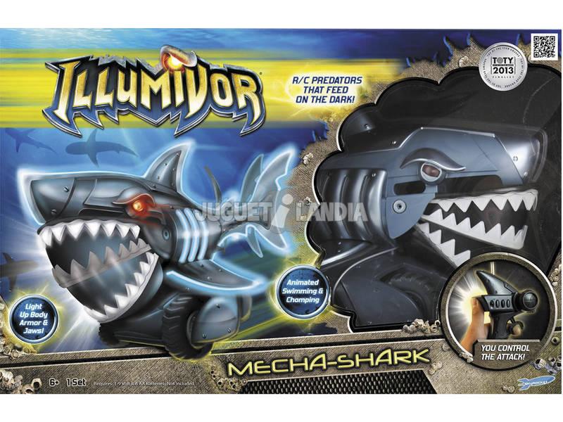 Radio Control Tiburón Illumivor