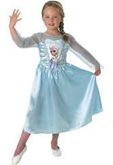 Déguisement Fille Elsa Classic T-S