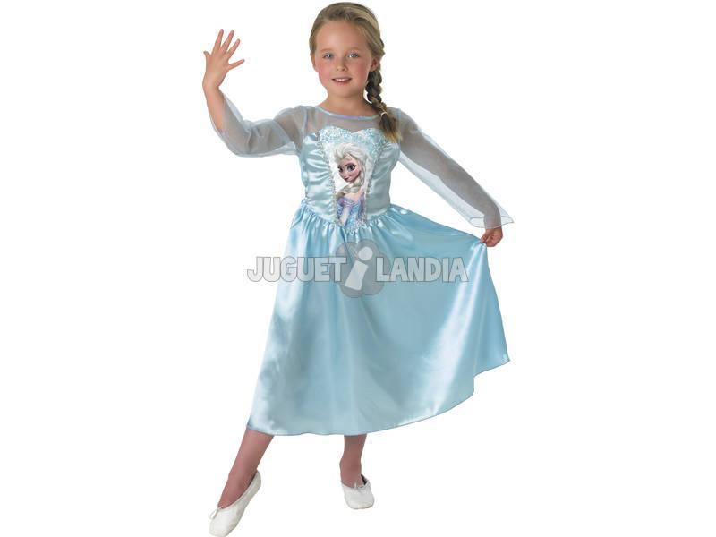 Disfraz niña Elsa Classic T-M