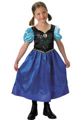 Costume bimba Anna Classic  S