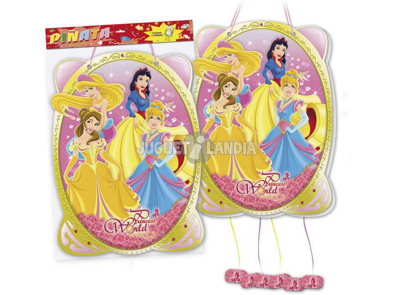 Bolsa Pinhata Princess World