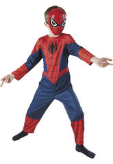 Costume bimbo Spiderman Ultimate Classic  S