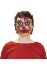 imagen Máscara Transparente Mujer Zombie Rubies S3178