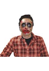 imagen Máscara Transparente Hombre Zombie Rubies S3177
