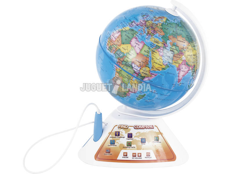 Smart Globe Discovery