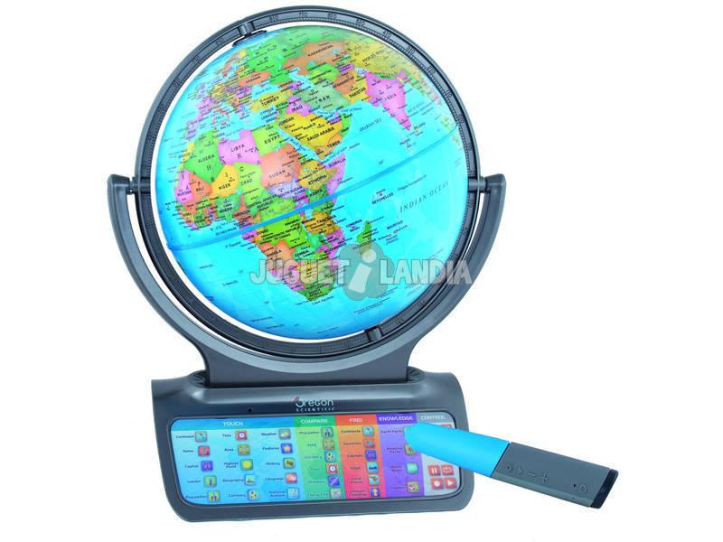 Smart Globe Silver