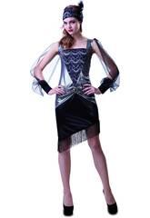 Disfraz Mujer L Chica Años 30