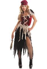 Costume Pirata Avventuriera Donna L