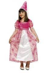 Disfraz Niña S Pequeña Princesa