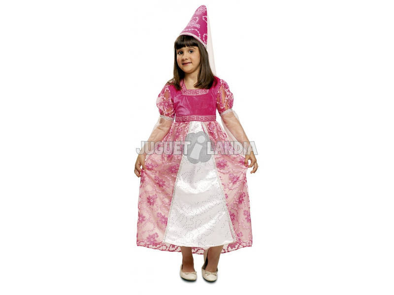 Disfarce Menina L Pequena Princesa