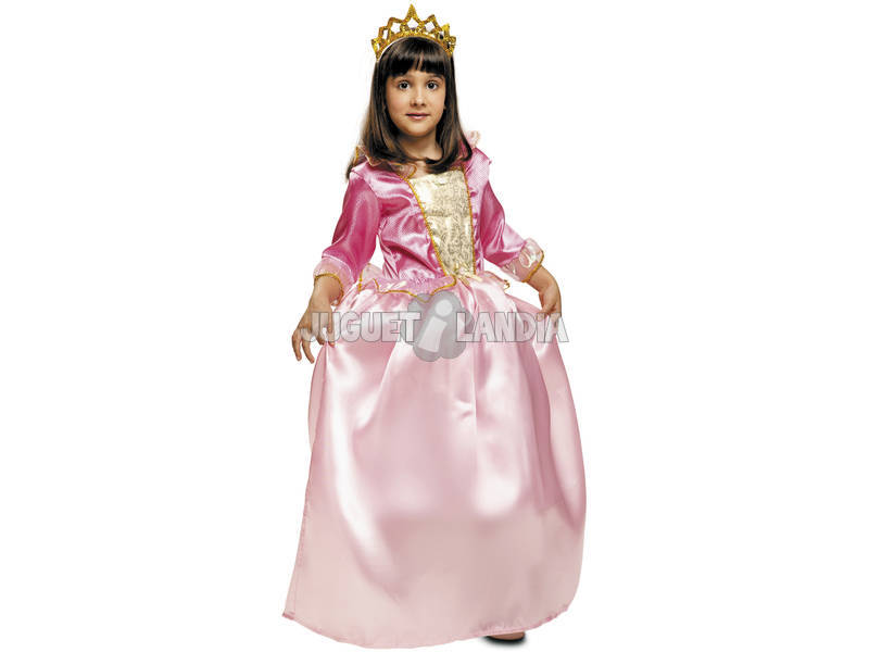 Disfarce Menina L Princesa