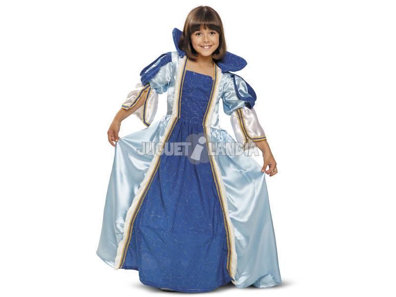 Disfraz Bebé L Princesa Azul