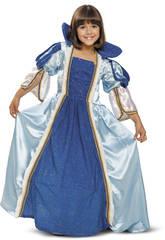 imagen Disfraz Bebé L Princesa Azul