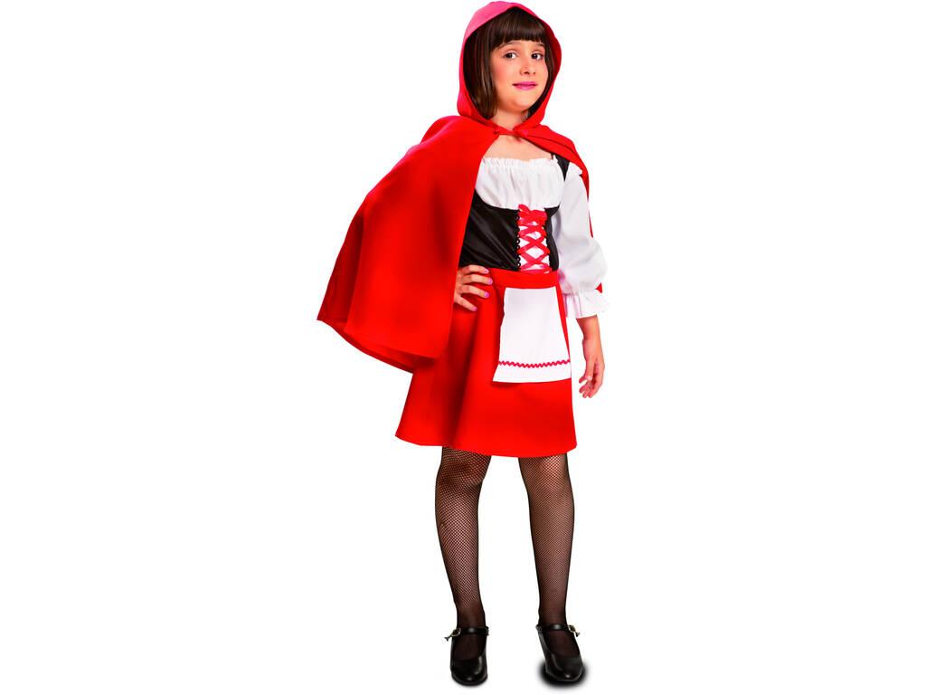 Disfraz Niña L Caperucita