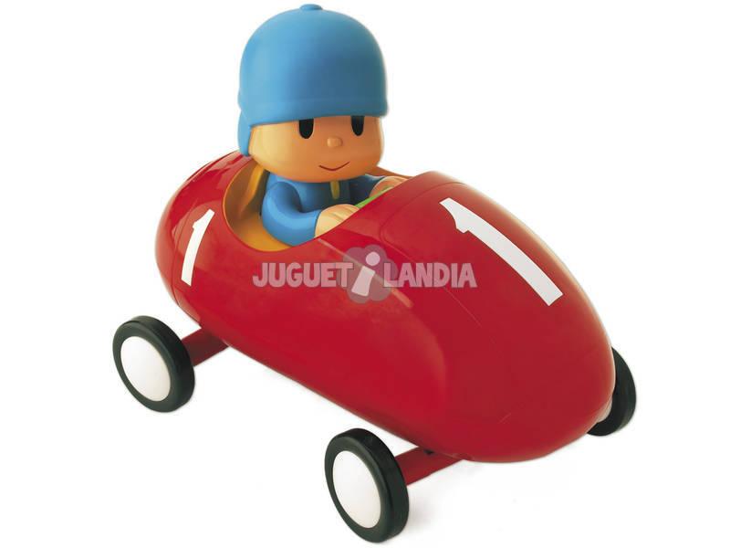 Carro de Corridas de Brinquedo Pocoyo Bandai 87075