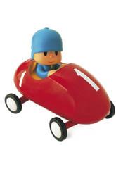 Pocoyo voiture de course