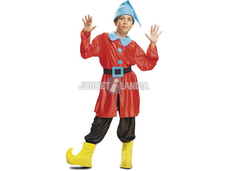 Costume Baby L Enanito Rojo