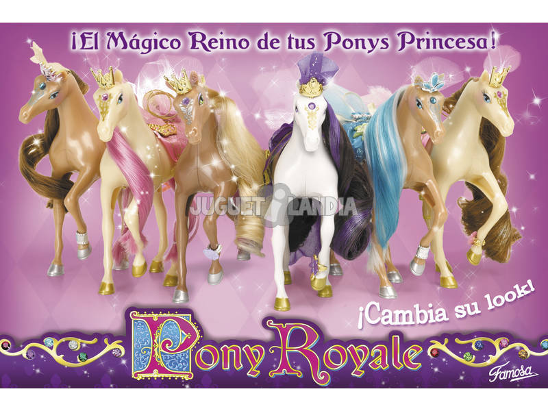 Pony Royale Ponies Princesa