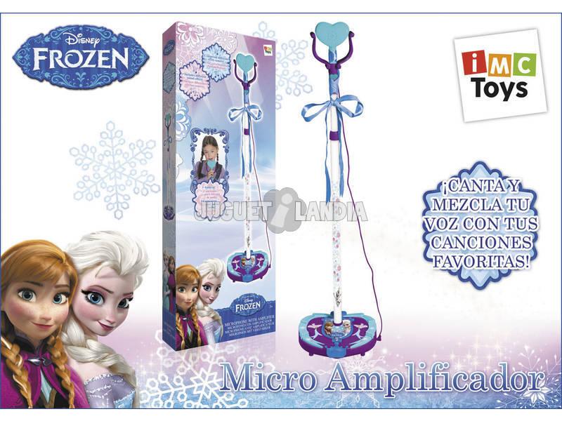 Frozen Micrófono con Amplificador