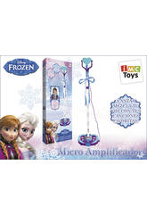 Frozen Microphone avec Amplificateur