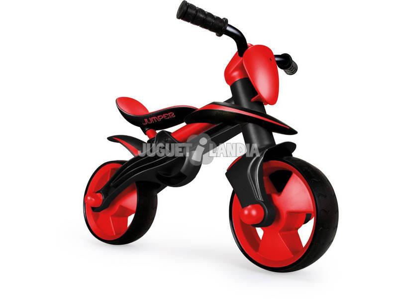 Jumper Black Balance Bike