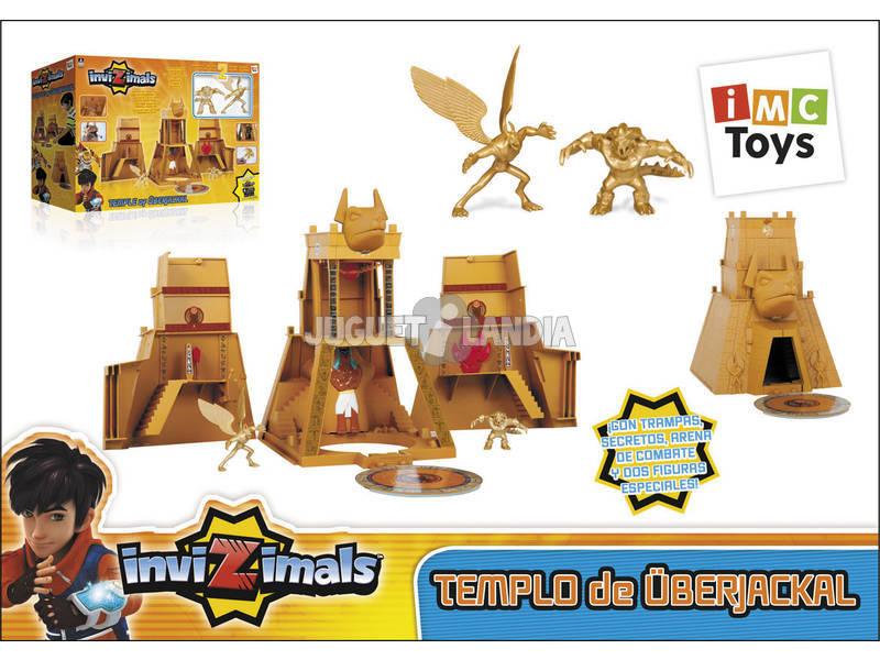 Invizimals Templo de Uberjackal