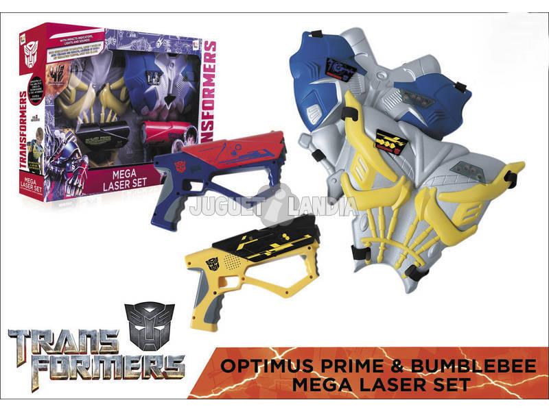 Mega Laser Set Transformers