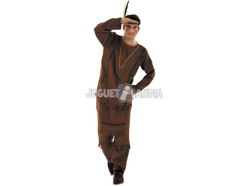 Disfraz Hombre L Indio
