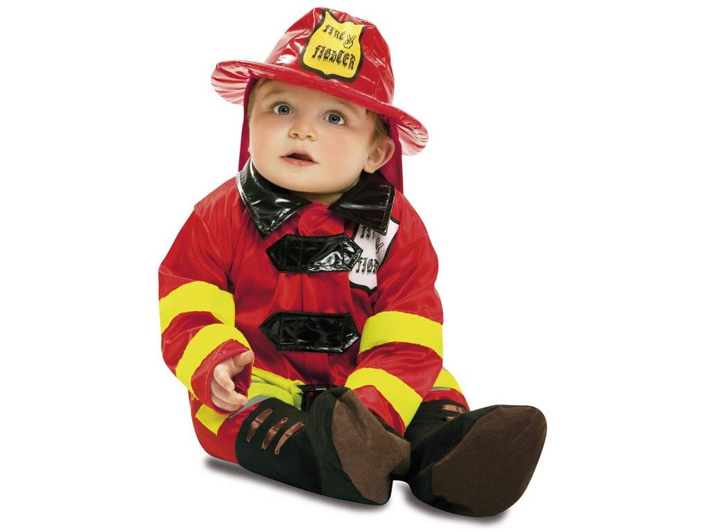 Déguisement Bébé M Pompier