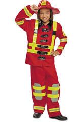 Déguisement Fille S Pompier