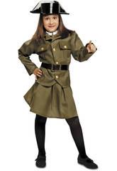 Maschera Bambina L Guardia Civil Donna