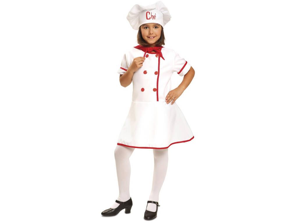 Disfraz Niña XL Cocinera