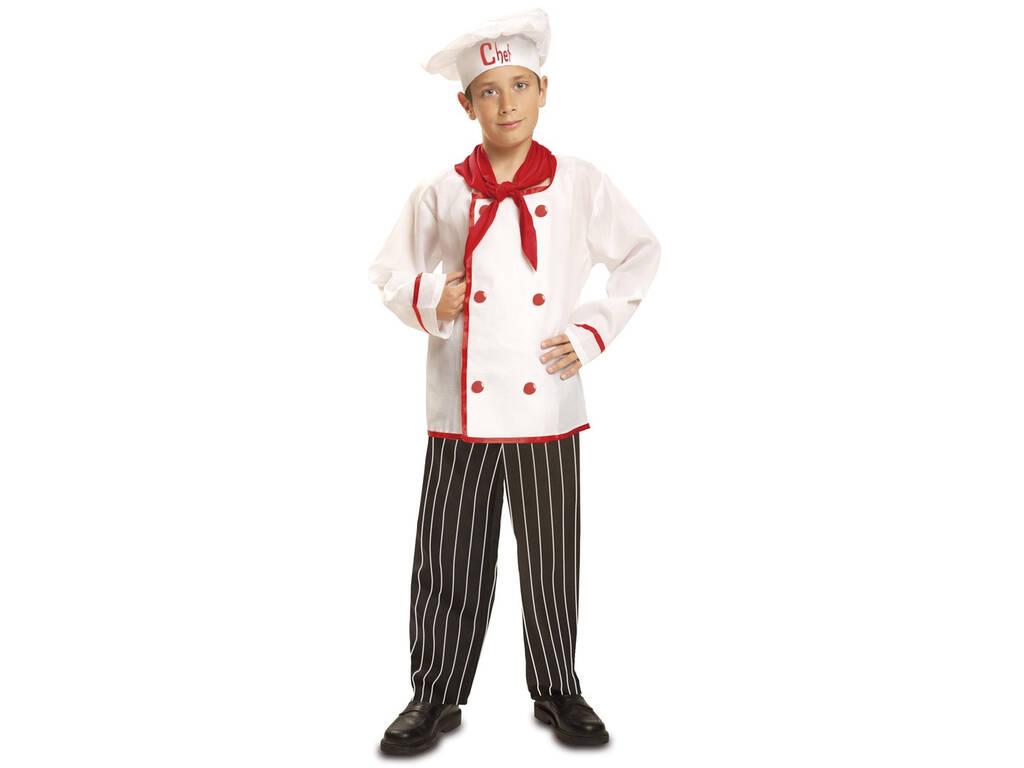 Disfarce Menino L Cozinheiro