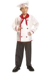 imagen Disfraz Niño L Cocinero