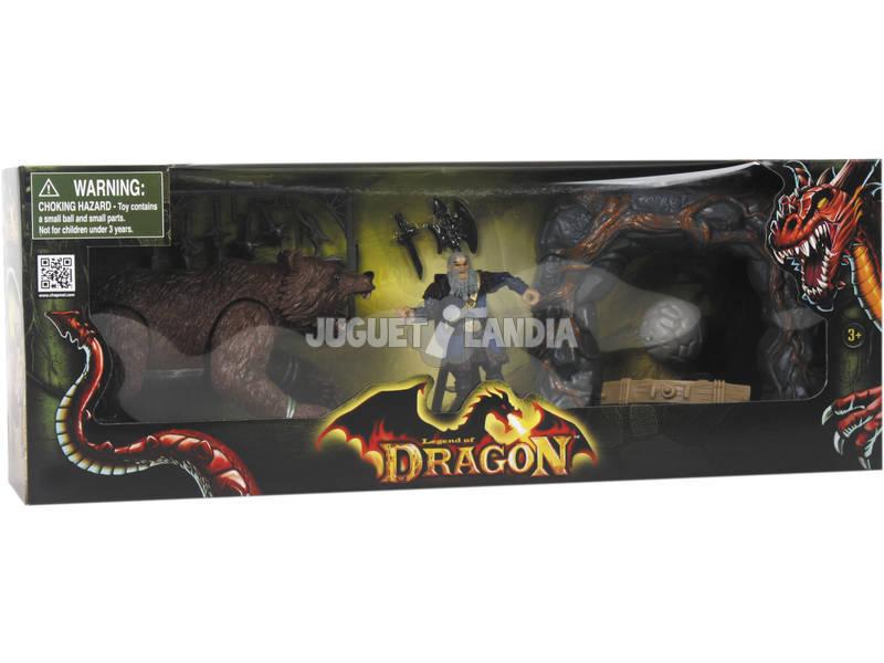 Legend Of Dragon Ataque de Meia Noite