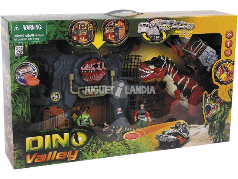 Dinovalley Mega Dinogate con Accesorios
