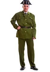 imagen Disfraz Hombre L Guardia Civil