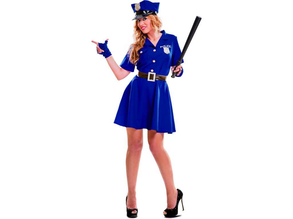 Fantasia Mulher L Policial