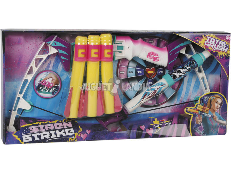 Arco Total Crush Siren Strike